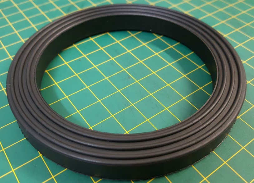 Hydrin ECO Rubber Seal