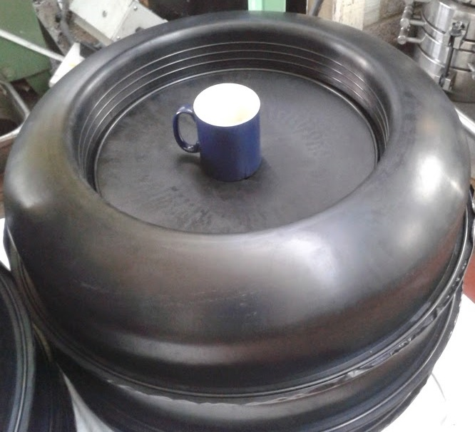 Industrial Rubber Mouldings