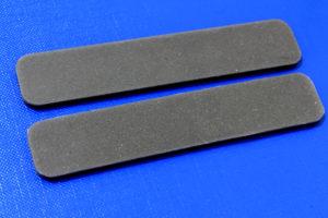 Tungsten Loaded Rubber