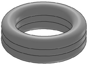 Triple O Ring Supplier