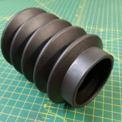 Bespoke Rubber Bellow Supplier Europe