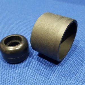 Bespoke Rubber Wheel Manufacturer UK