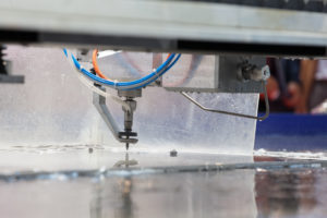 Gasket Cutting Water Jet
